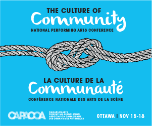 The Culture of Community - National Performing Arts Conference