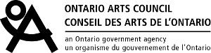 Ontario Arts Council, an Ontario goverment agency
